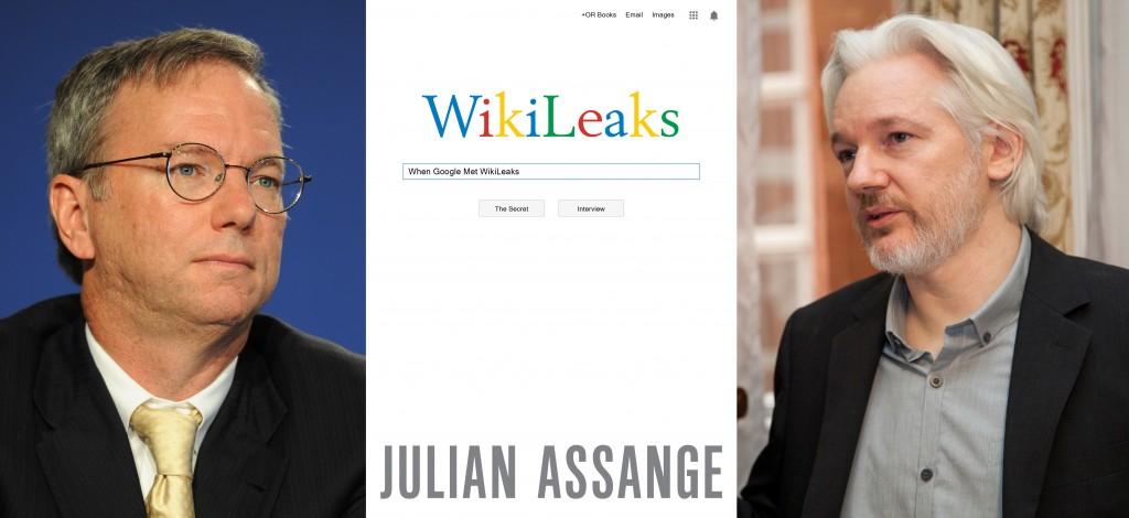 Assange-Schmidt
